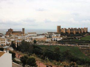Baños de la Encina y su castillo en Jaén