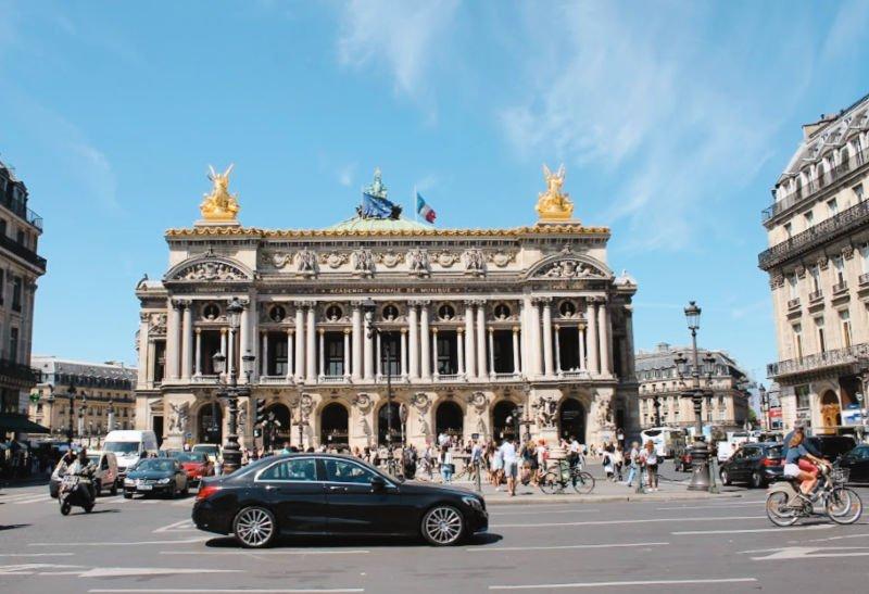 La Ópera. algo que visitar en París