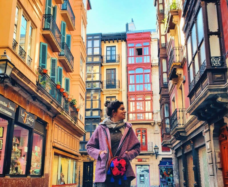 Las Siete Calles - Qué ver en Bilbao