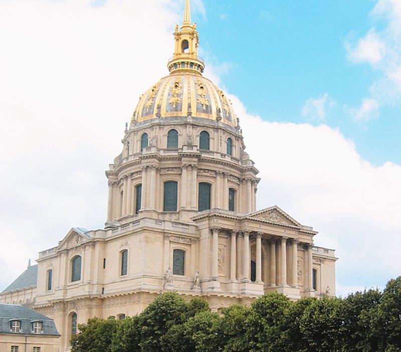 La tumba de Napoleón en Los Inválidos - Qué ver en París