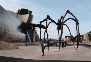 Mamá araña y el Guggenheim - Qué ver en Bilbao