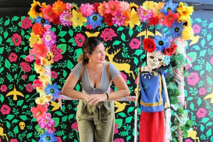 Museo de Frida Kahlo - Qué hacer en Playa del Carmen