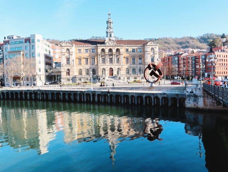 Pasear por la ría - Qué hacer en Bilbao