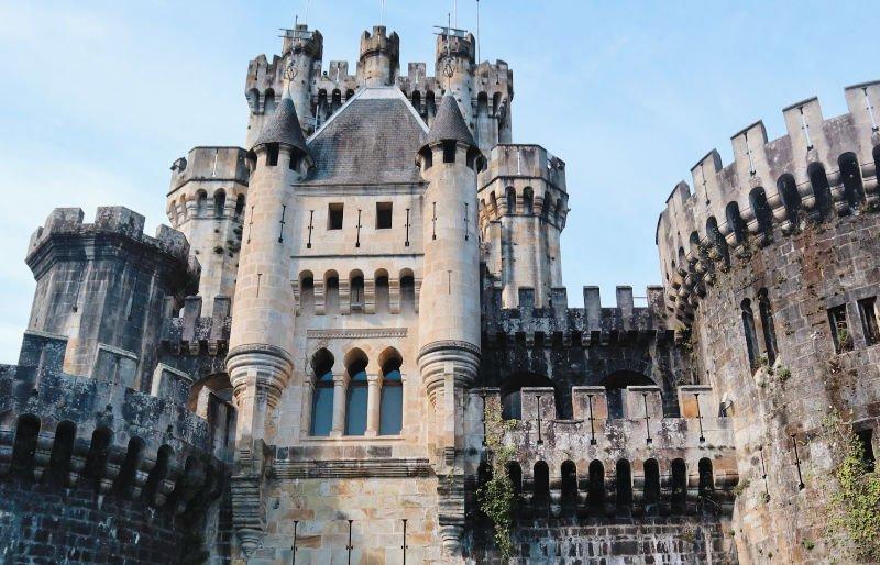 Qué ver cerca de Bilbao: el Castillo de Butrón