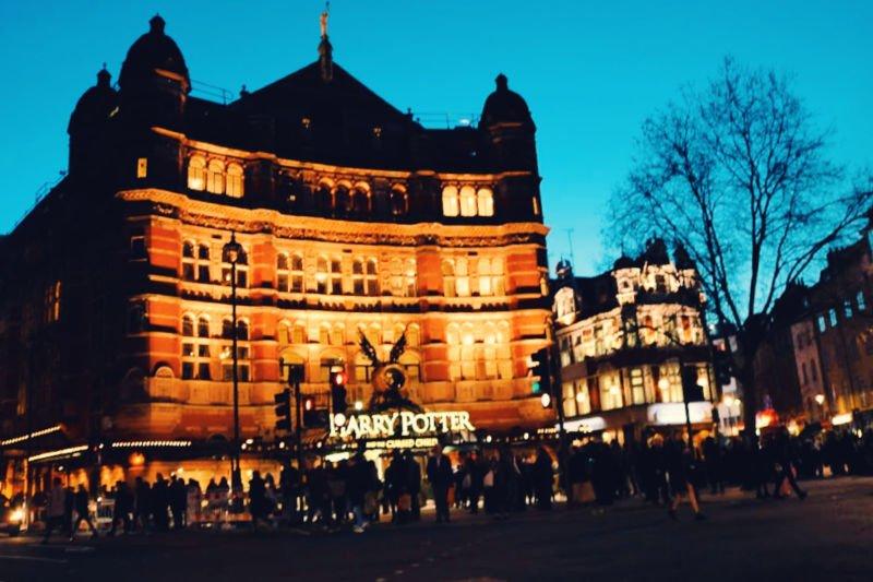 Ver un teatro en Londres