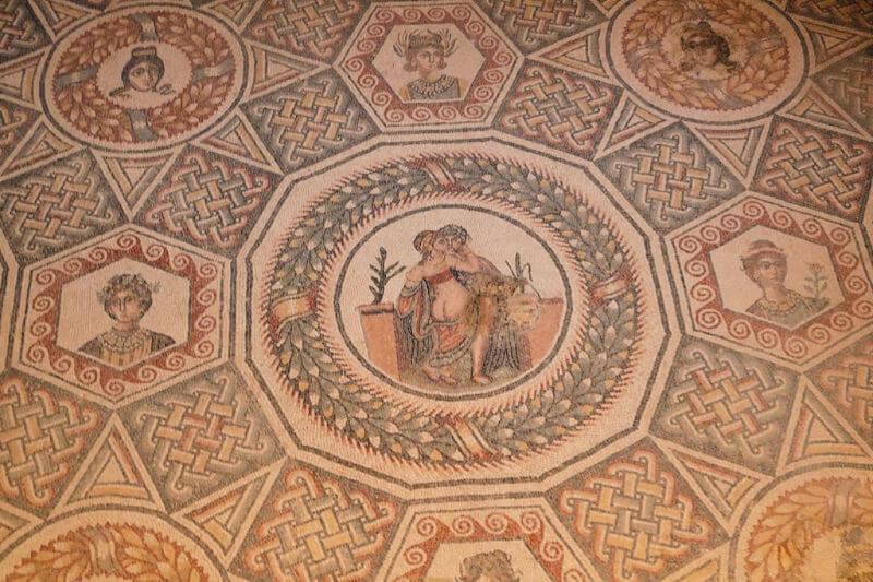 Visitar la Villa Romana del Casale y sus mosaicos
