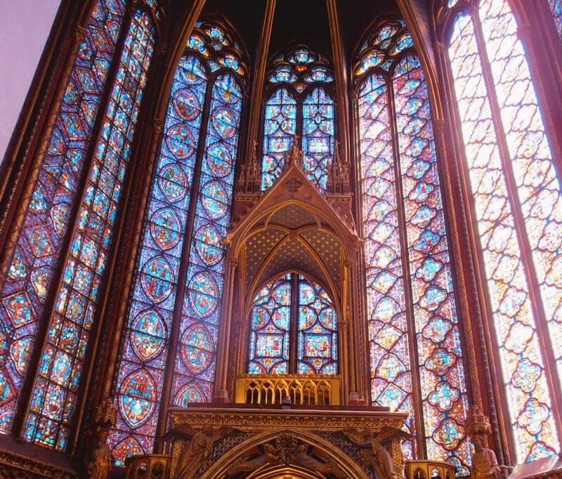 Visitar París y la mágica Santa Capilla