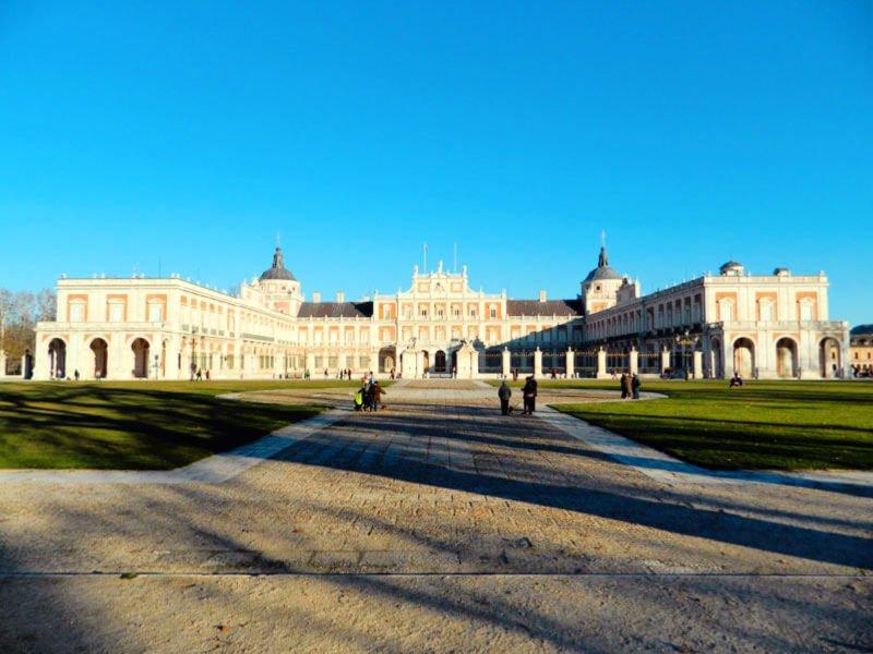 Aranjuez, visita cerca de la ciudad