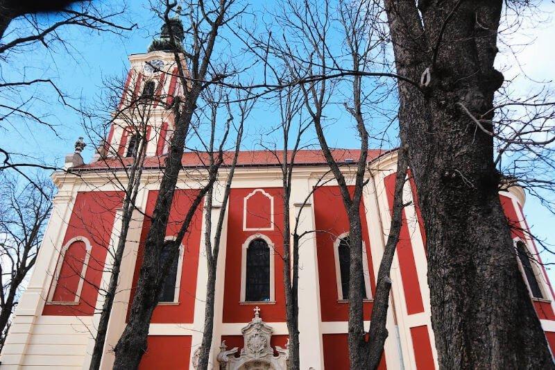 Catedral serbia de Hungría