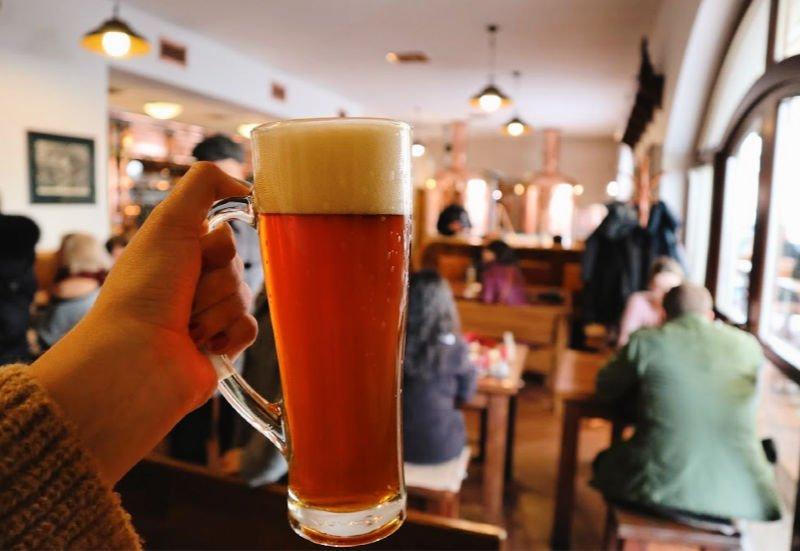 Cerveza del Monasterio de Strahov