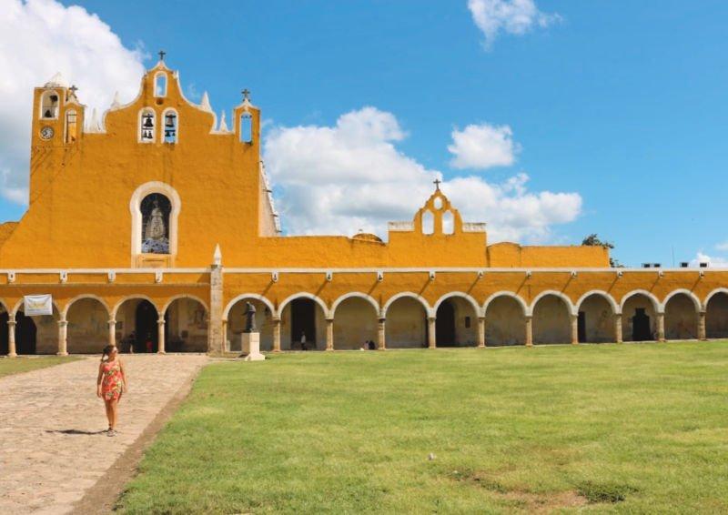 Convento de San Antonio de Padua - Qué ver en Izamal
