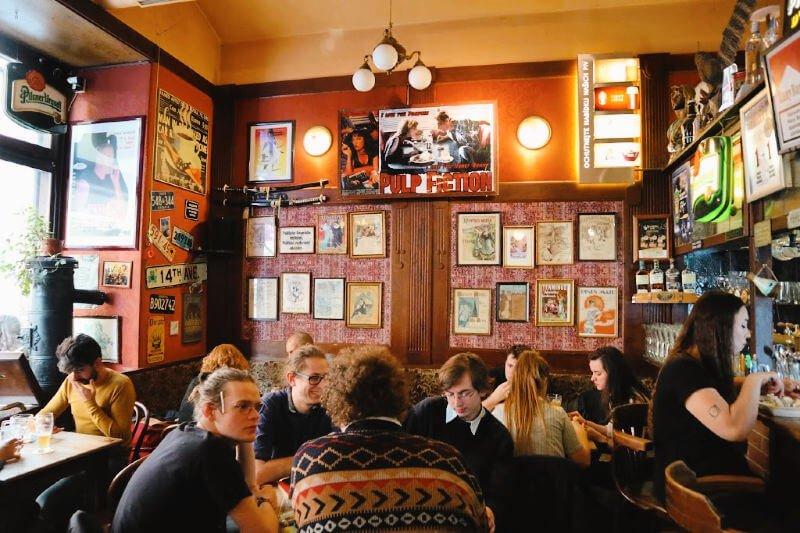 De cervezas en Praga, dónde beberla