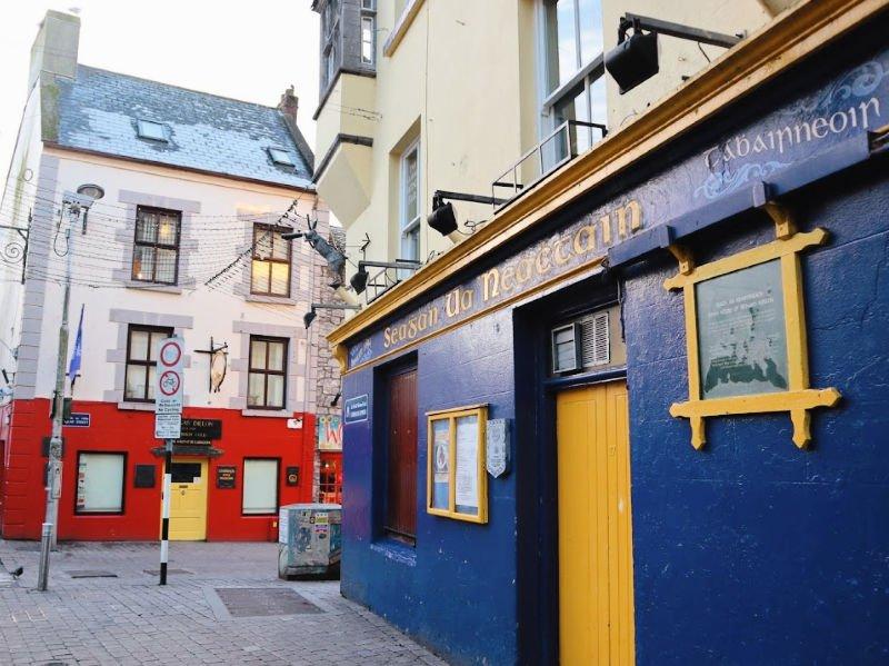 El bar de los artistas