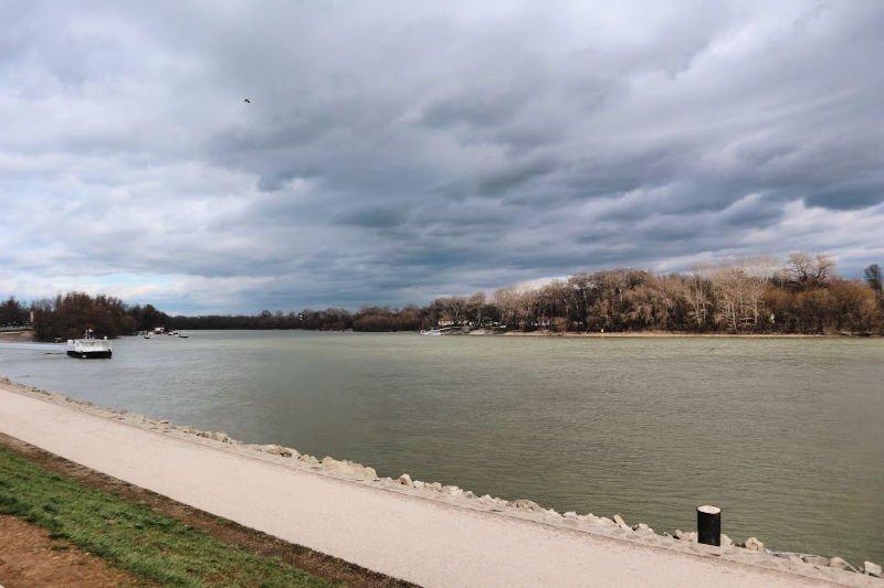 El bello río Danubio