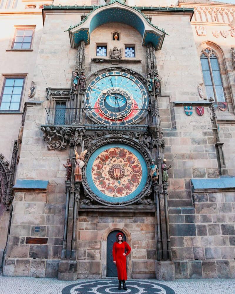 El Reloj Astronómico, una de las visitas imprescindibles