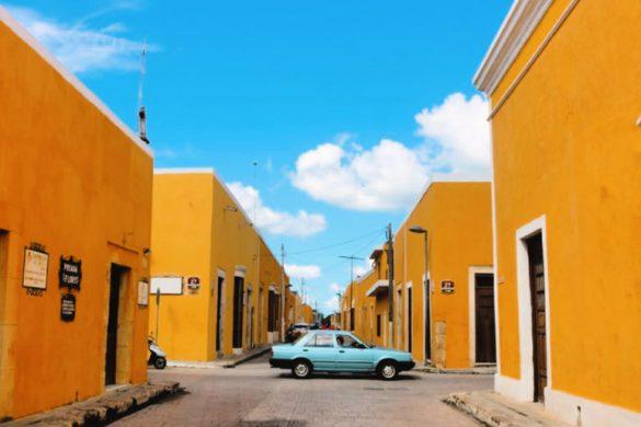 Izamal, el pueblo dorado de Yucatán