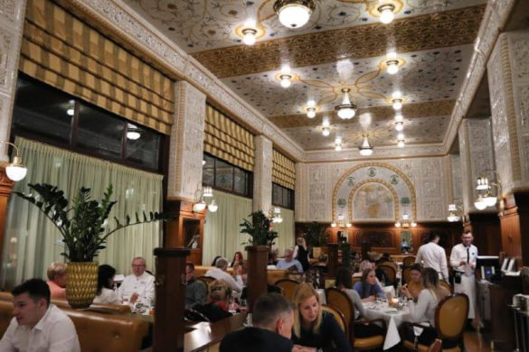 La cafetería más sofisticada de Praga