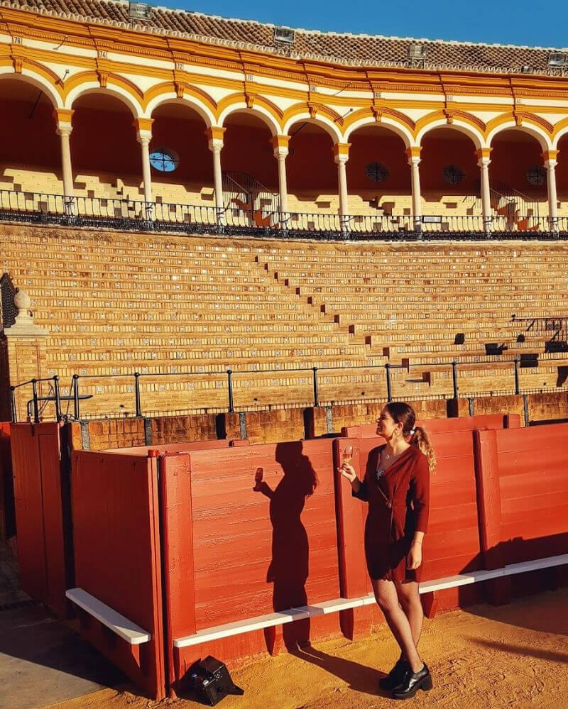 La Maestranza es uno de los edificios más bonitos de Sevilla