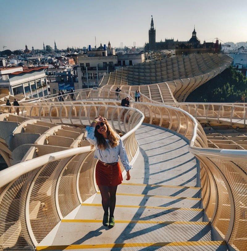 Las Setas, el mejor mirador de Sevilla