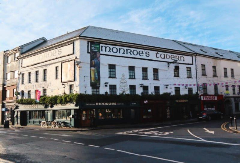 Mejores pubs de Galway: Monroe's