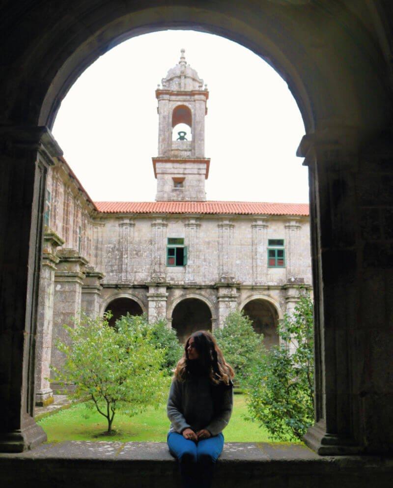 Monasterio de Santa María de Armenteira - Qué hacer en las Rías Baixas