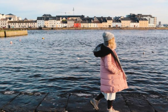 Pasear por el barrio de Claddagh, qué hacer en Galway
