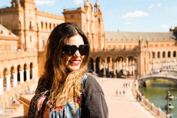 Plaza de España - Qué ver en Sevilla