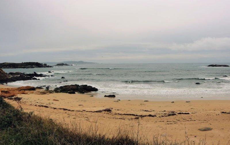Qué ver en las Rías Baixas: la playa de la Lanzada