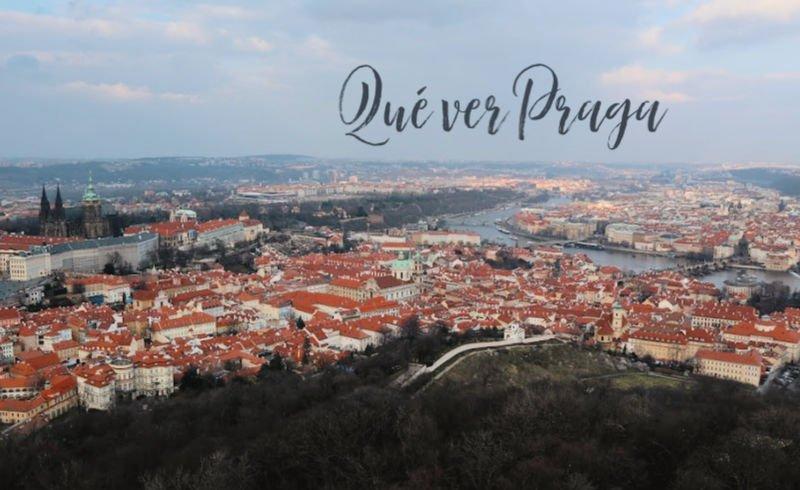 Qué ver en Praga: guía completa de la capital checa