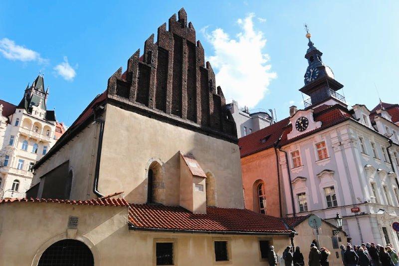 Recorrido por el barrio judío de Praga