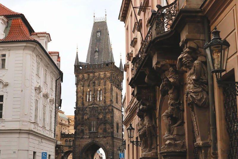 Torre de la Pólvora: qué ver en Praga