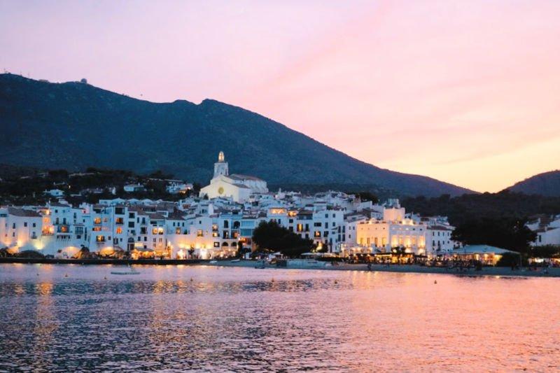 Atardeceres espectaculares del Mediterráneo