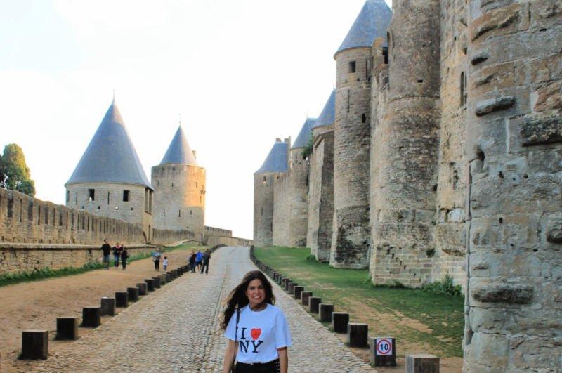 Carcassone es la villa medieval más bella de Francia