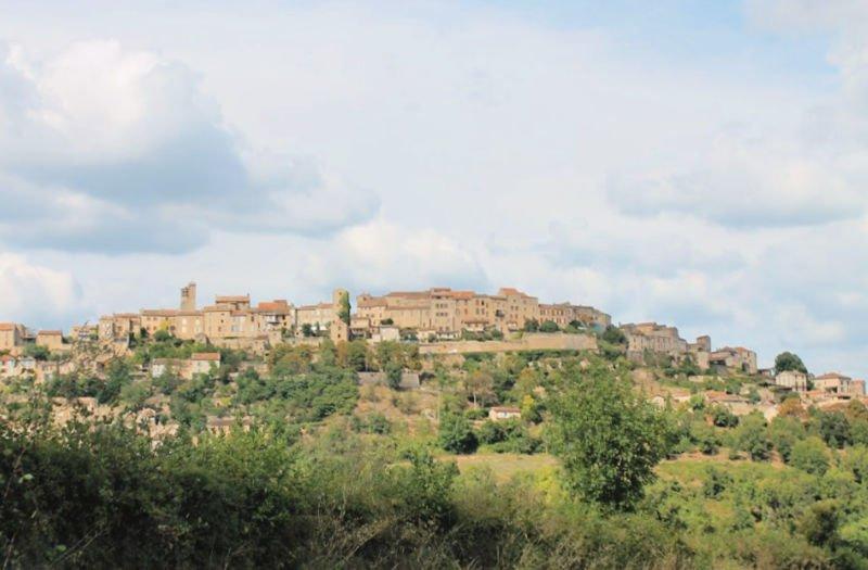 Cordes sur Ciel, el pueblo más medieval de la ruta por el sur