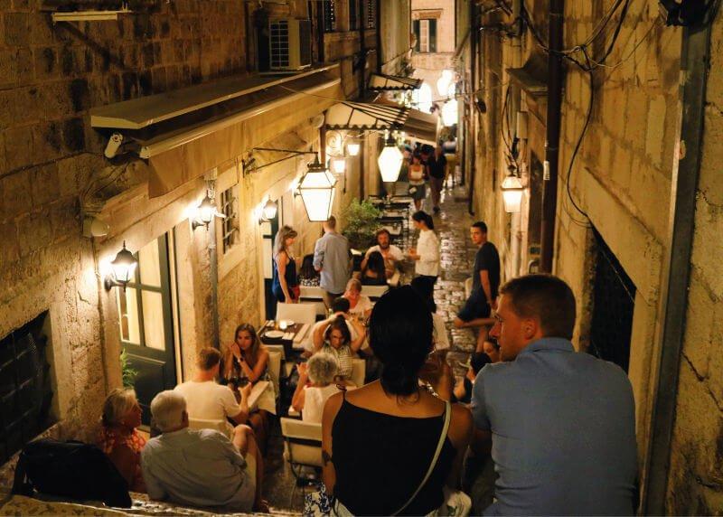 Dónde comer en Dubrovnik