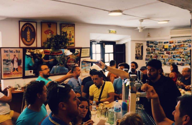 Dónde comer en Ronda: Bar El Lechuguita