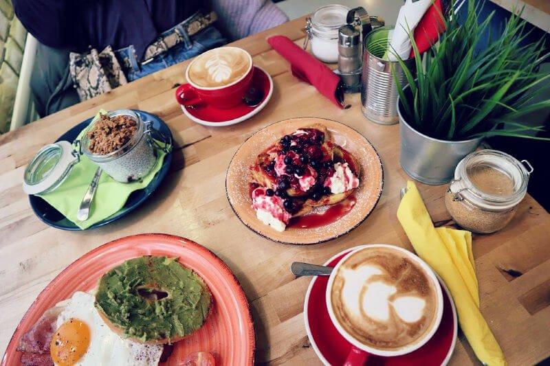 Dónde desayunar en Budapest y dejar las maletas