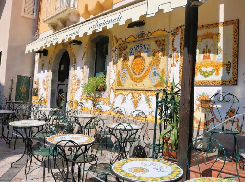 El mejor granizado de Sicilia