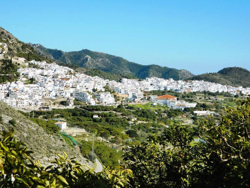 Frigiliana, el pueblo más bonito de la Axarquia