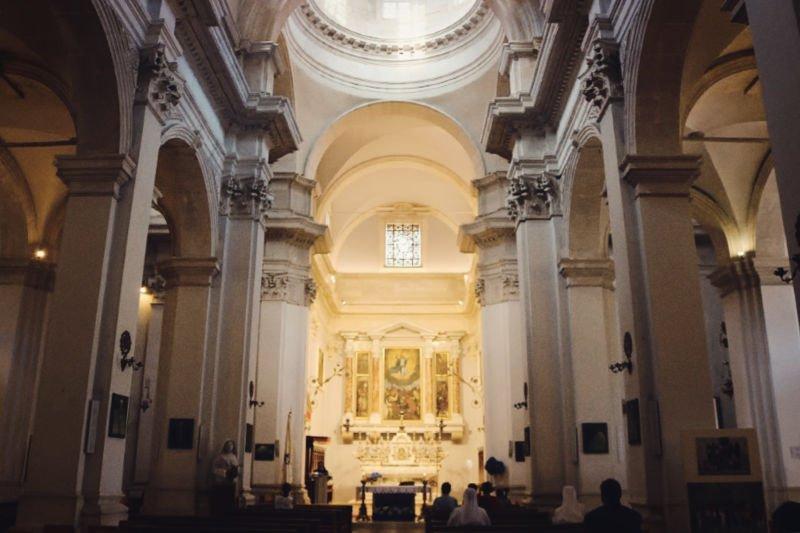 La barroca Catedral que visitar en Dubrovnik