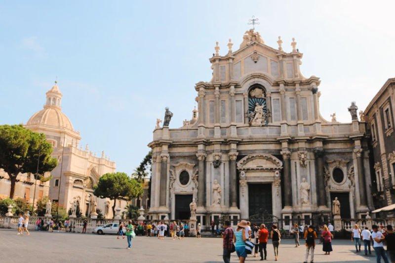 La Catedral - Qué ver en Catania