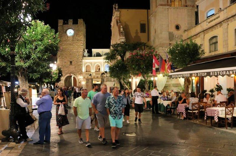 La Torre del Reloj - Qué ver en Taormina