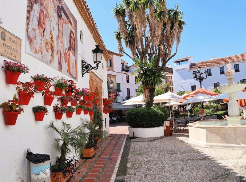 Marbella es un imprescindible que ver en la Costa del Sol