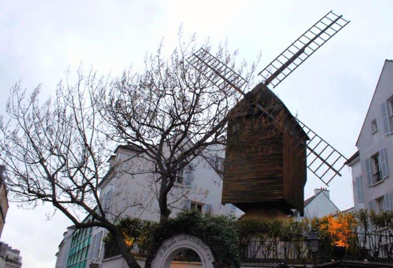 Moulin de la Galette, qué visitar en Montmartre