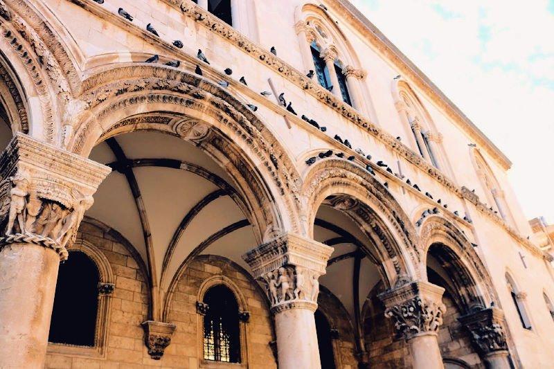 Palacio del Rector en Juego de Tronos