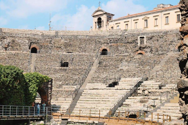 Parque Arqueológico greco romano