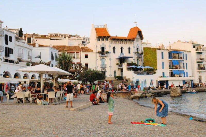 Paseo marítimo - Qué visitar en Cadaqués