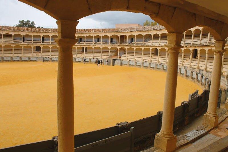 Plaza de Toros - Qué visitar en Ronda