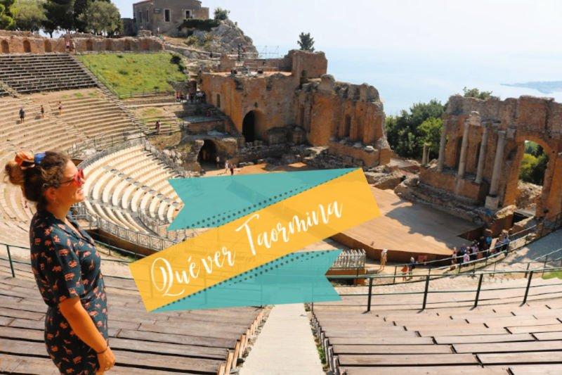 Qué ver en Taormina además del Teatro Griego