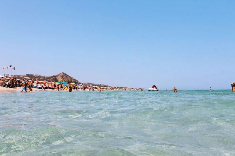 Berchida, una de las playas más bonitas que visitar en Cerdeña
